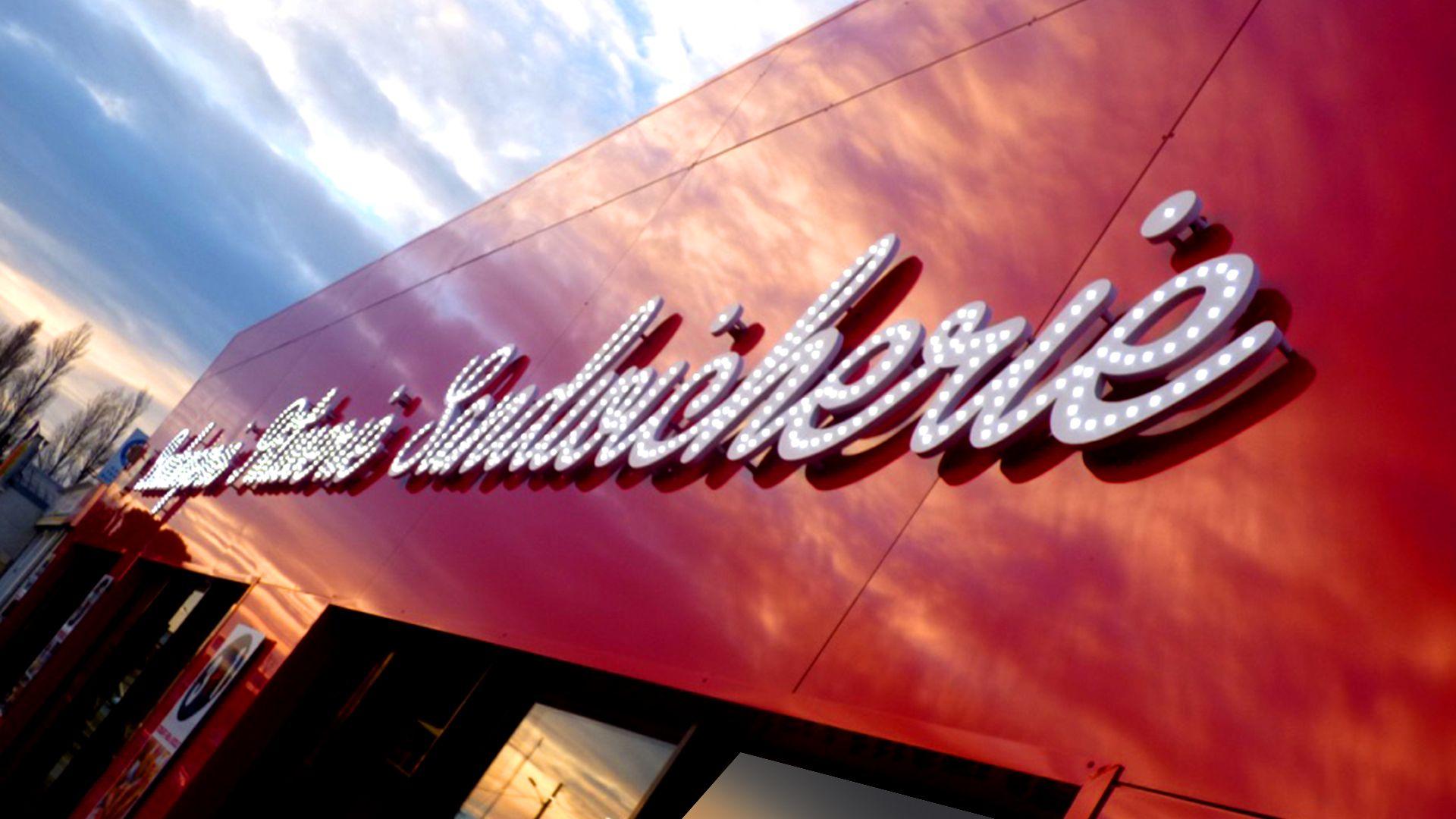 Enseigne lumineuse Boulangerie