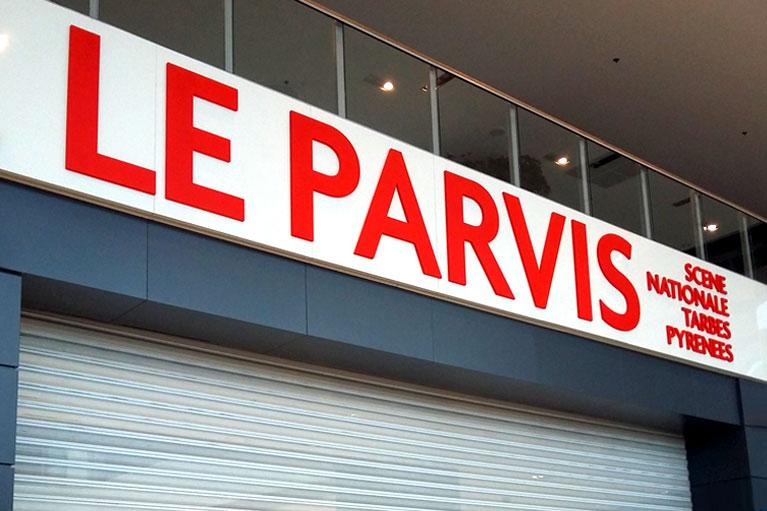 Le-Parvis