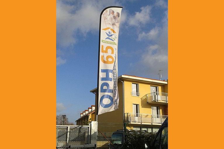 Flag oph65