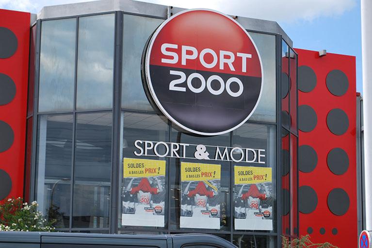 Enseigne Sport2000