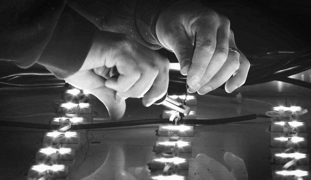 expertise signalétique wipisign installation de led